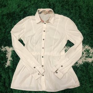 Women's Burberry top